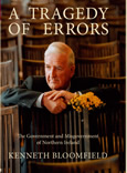 Book cover for A Tragedy of Errors by Kenneth Bloomfield